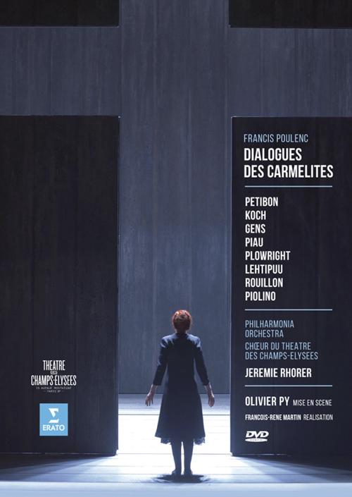 DVD Dialogues des Carmelites