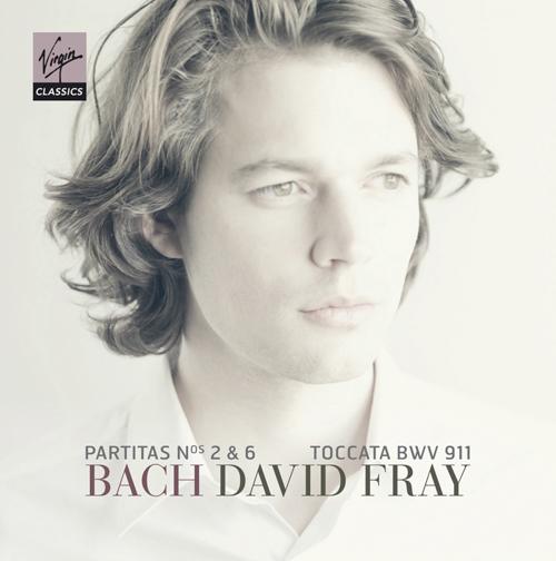 BACH David Fray
