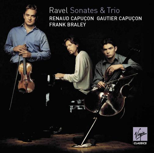 Ravel Sonates &Trio