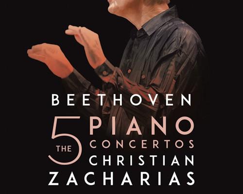 DVD BEETHOVEN Zacharias