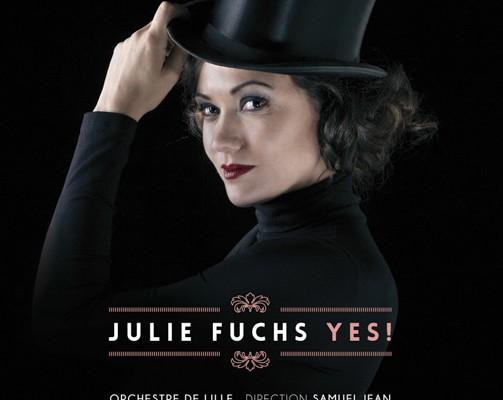 Julie Fuchs YES