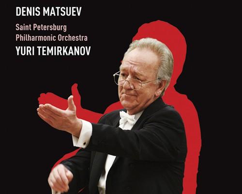 TCHAIKOVSKY Yuri Temirkanov