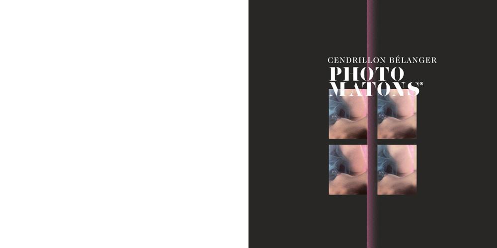 couverture catalogue art Cendrillon Belanger par restez vivants direction artistique graphisme